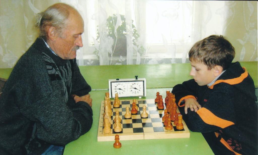 Хныков В.Л.-вязниковский шахматист,поэт,любитель природы