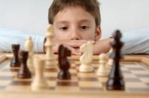 Шахматные ступени