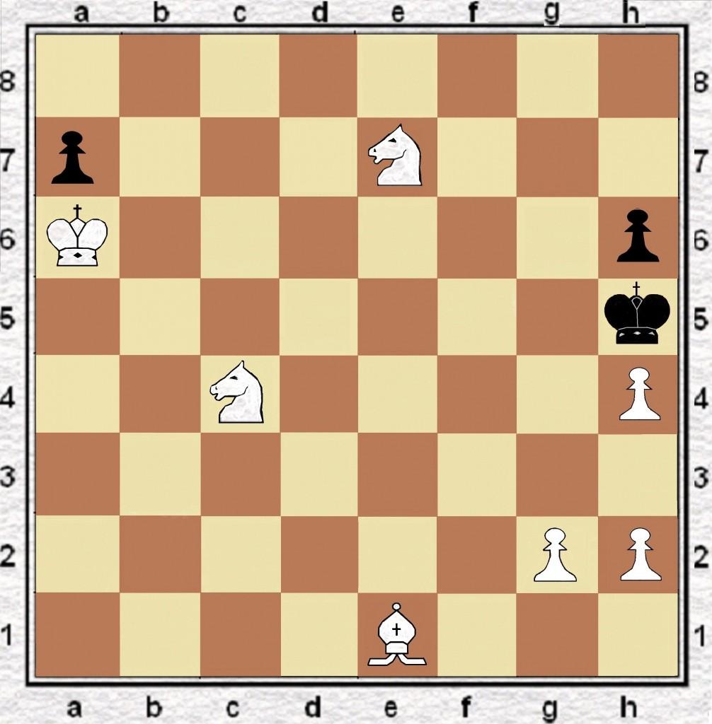 """Е.Умнов """"Шахматная задача 20 века"""""""