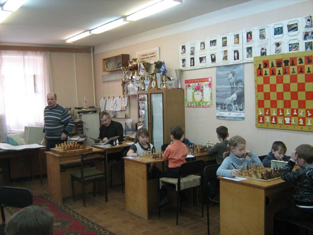 Первенство Владимирской области по шахматам до 8 лет
