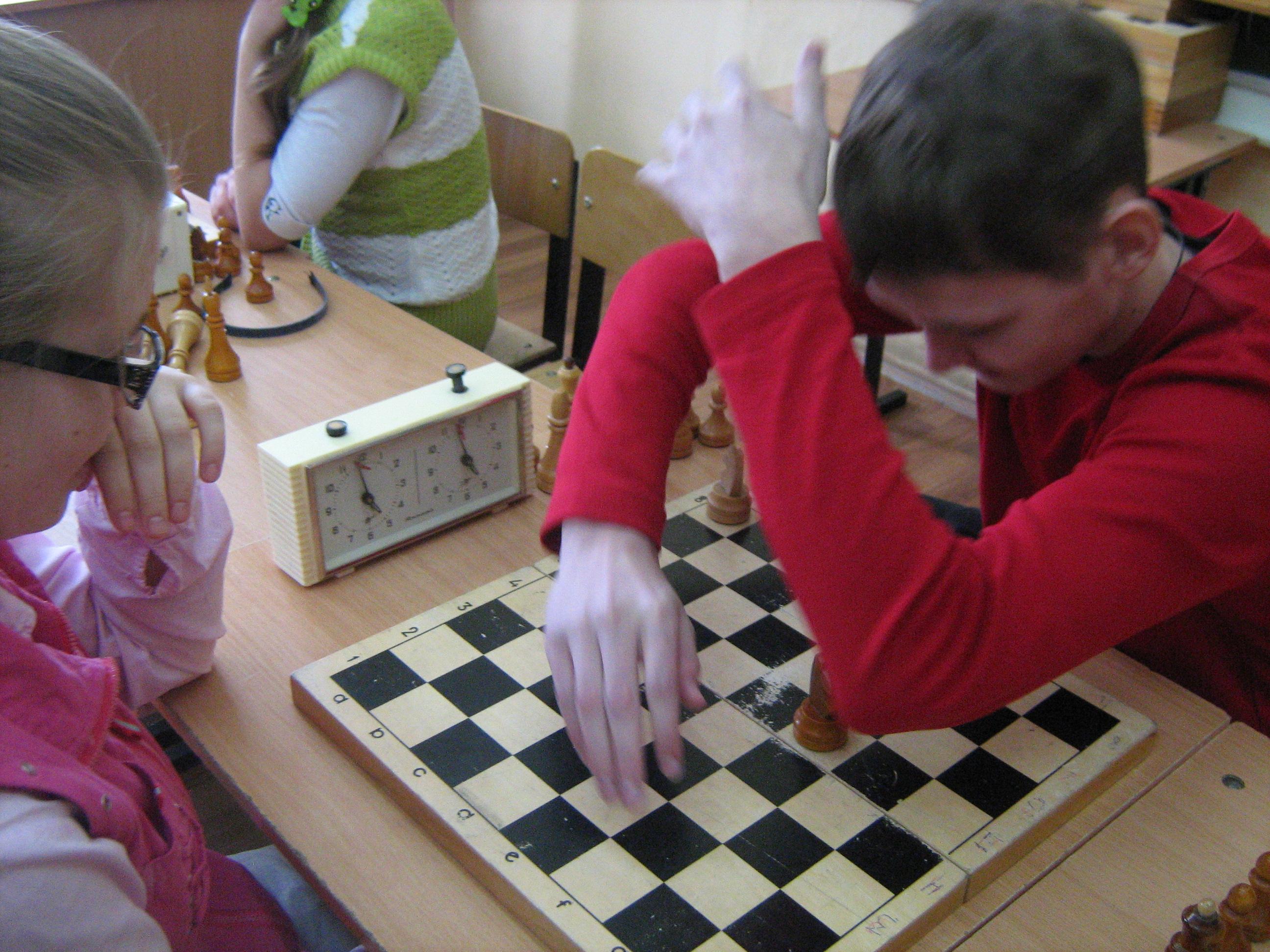 Обучение шахматам онлайн или Эта книга научить играть в